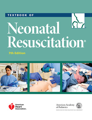 Textbook of Neonatal Resuscitation  7th edition