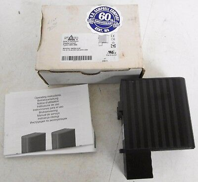 Stego Type CSK 060 06030.0-00 Touch Safe Heater 120-240VAC/DC 20W
