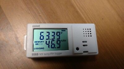 Onset HOBO MX1101 Temperature & Relative Humidity Bluetooth Data Logger