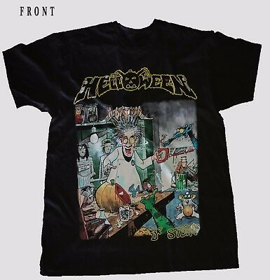 HELLOWEEN-Dr. Stein-power metal-Gamma Ray-Stratovarius ,T-shirt-SIZES: S to 7XL