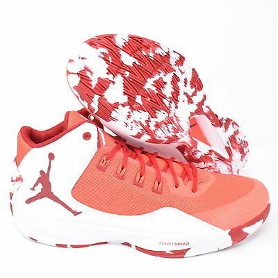 new arrival da90a 47873 Jordan Rising High 2 844066-601 Mens Basketball Shoes Red   White