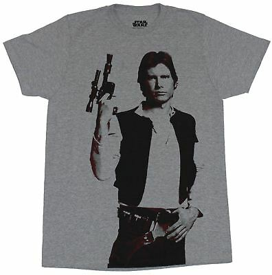 Star Wars Han Solo To Do List Men/'s T-Shirt by Junk Food Clothing