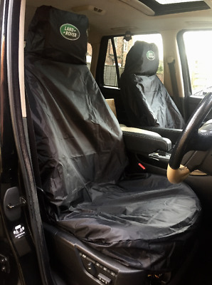 Fabulous Land Rover Discovery 5 Seat Covers Protectors Black Caraccident5 Cool Chair Designs And Ideas Caraccident5Info