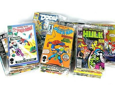Mixed Comic Books Grab Bags x25 Modern Age Marvel DC & More Wholesale Job Lot
