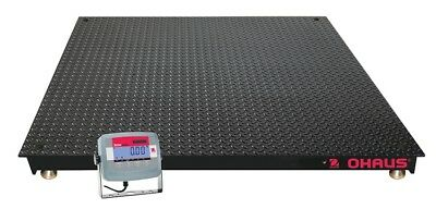 OHAUS VN Series Floor Scale - 4x4 - VN31P5000L, 5000 x 1 lb (80252563)