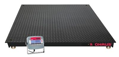 OHAUS VN Series Floor Scale - 5x5 - VN31P5000X, 5000 x 1 lb (80252564)