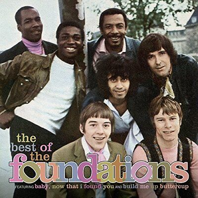 Foundations-Very Best Of The Foundations  (Us Import)  Cd New