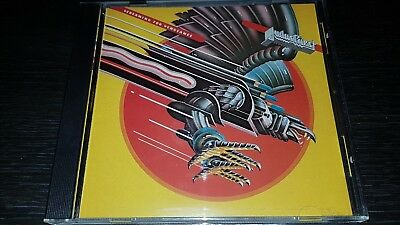 Judas Priest - Screaming For Vengance - Cd - Free Postage In Australia