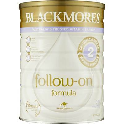 Blackmores Follow-On Baby Formula Stage 2 6-12 Months  *EXP 01/2018* *MVC*