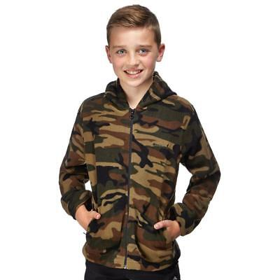 New Peter Storm Boys Camo Hoody Outdoor Clothing Jacket