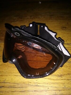 Used ADULT Smith Anthem Ski/Snowboard Goggles Small