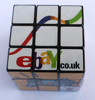 eBay special promotion Rubik's cube (1990s)