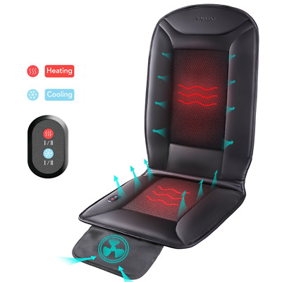 Naipo Car Seat Cushion with Heating and Cooling Function,Interior Seats Covers w