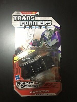 Transformers Prime RID Vehicon NEW MOSC