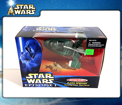 STAR WARS Micro Machines Action Fleet: Flash Speeder (OVP)
