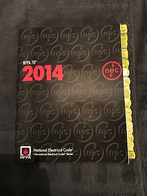 nfpa 70 2014 nec with tabs