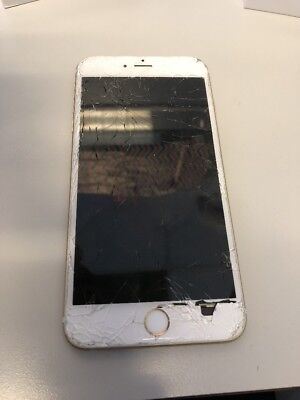 iPhone 6 Plus Gold 64gb Unlocked FOR PARTS ONLY!!!