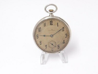 E Election Grand Pix Berne 1914 Taschenuhr,Open Face,Silber 800er,Pocket Watch