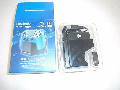 POWER A Single Charging Station - PlayStation 4 A01 2E0901