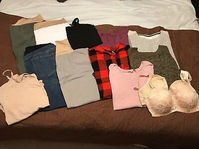13 Piece Maternity Clothes Lot