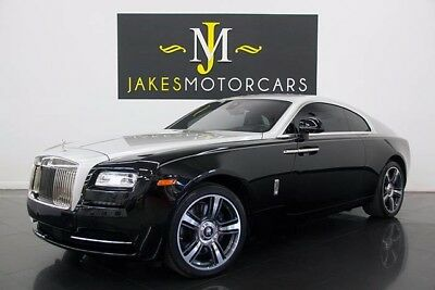 2014 Rolls-Royce Wraith ($356K MSRP) ROLLS ROYCE WRAITH, $356K MSRP! SPECIAL ORDERED CAR, ONLY 8300 MILES! LOADED!