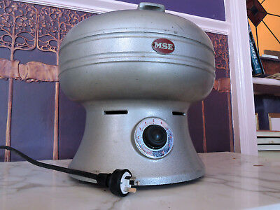 Vintage MSE Minor mushroom centrifuge - 1950s - awesome Space Age Mid-Century