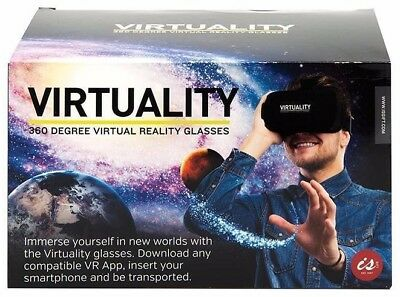 360 degree virtual reality VR glasses for smartphones AUS Quality Brand New