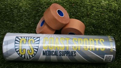 Professional Rigid Sports Strapping Tape - 32 Rolls X 38mm X 13.7m