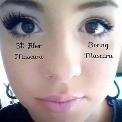 Younique Moodstruck 3D Fiber Lash Mascara Plus 400% mehr Volumen Wimperntusche