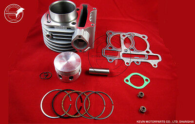 GY6 125ccm CYLINDER KITS 4T Chinese 152QMI 1P52QMI scooter moped ATV Taotao Quad