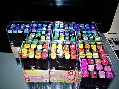 12 Twinmarkers/Neue Farben/Brandneu Touch, Copic, Alcohol, Set, Alle Farben!