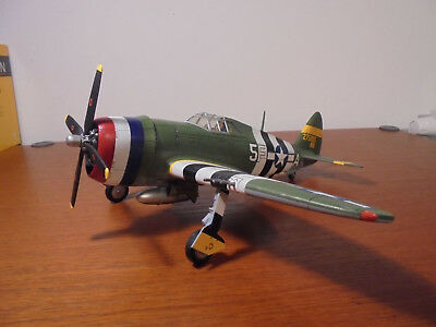 King & Country:  Republic P-47 Thunderbolt  AF12