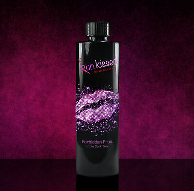Funkissed 250ml forbidden Fruit – 14% DHA Dark Spray Tan Liquid Solution