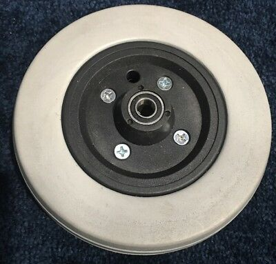 NEW INVACARE WHEEL Electric Wheelchair PRONTO Front Wheel Caster w/ Bearings