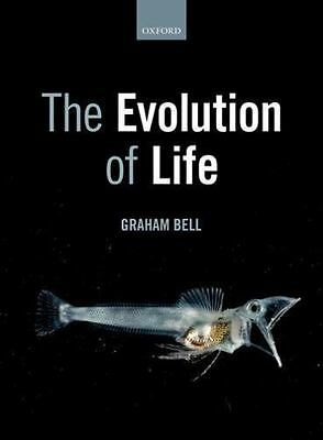 The Evolution of Life by Graham Bell Paperback Book (English)