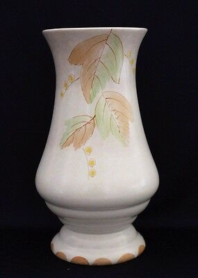 Vintage Large Unsigned Crown Ducal? Charlotte Rhead Style Vase