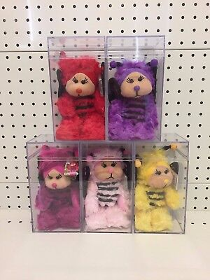 ~Beanie Kids / Complete Flutter Bug Collection / Rare~