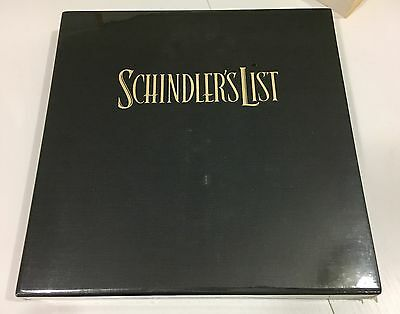 Schindlers List Limited Edition Collectors Laserdisc Box Set Sealed (New)