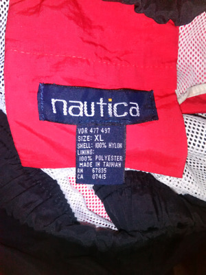 Men's Nautica Board Shorts Size XL