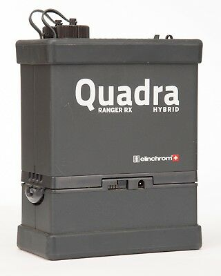 Elinchrom Ranger Quadra Hybrid 1 Action Head 2 Lithium Ion Battery Kit