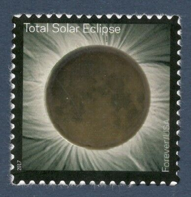 5211 US Total Eclipse Of The Sun US Single Mint/nh (Free Shipping)