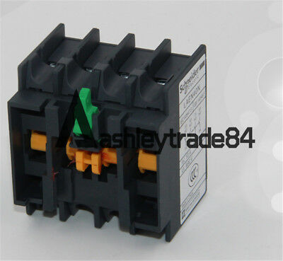 1PCS Schneider LC1E contactor auxiliary contact LAEN40N