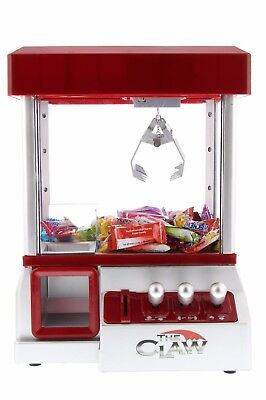The Claw Electronic Candy Grabber Crane Machine Arcade Game As Seen On TV! Gift