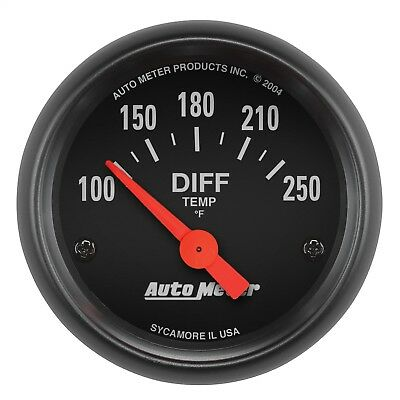 AutoMeter 2636 Z-Series Electric Differential Temperature Gauge