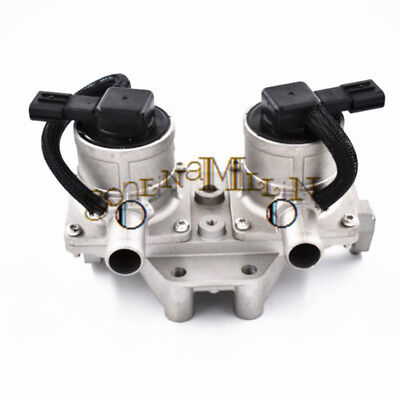 25701-38064 Land Cruiser Sequoia Tundra Electric Air Control Valve For Toyota