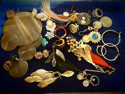 Mixed lot of jewellery
