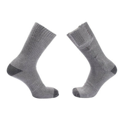 1 Pair Battery Heated Socks for Chronically Cold Feet Foot Warmers Soft Winter
