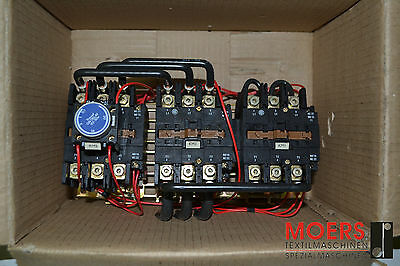 TELEMECANIQUE: lc3-d803m Star Delta Starter / Star Triangle Wiring NEW/OVP