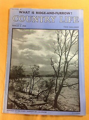 COUNTRY LIFE Magazine : 4th March 1949