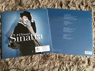 Frank Sinatra - Ultimate - Sealed Vinyl LP Theme From New York My Way Witchcraft